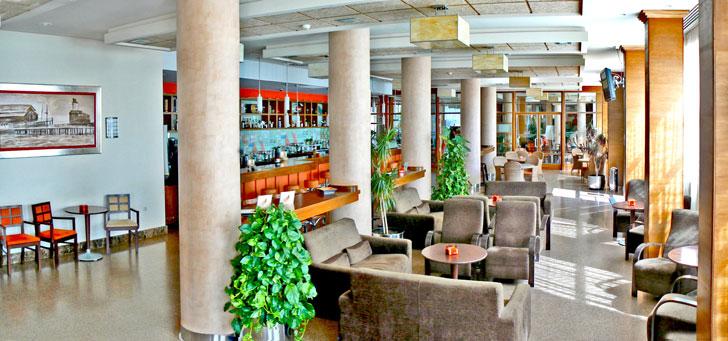 cafetería Hotel Costa Narejos, Mar Menor