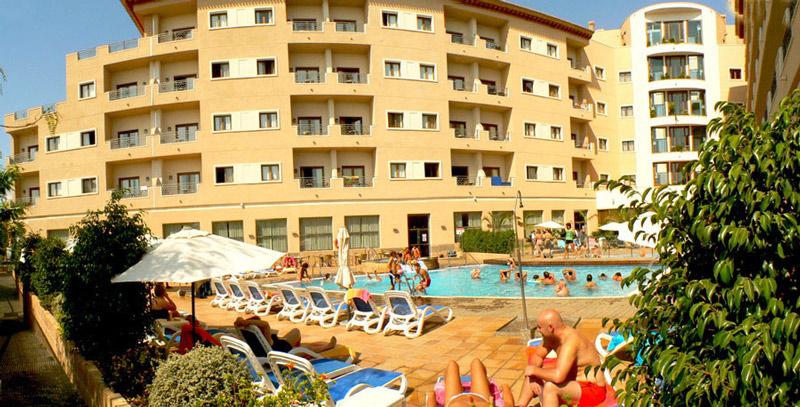 Piscina Hotel Costa Narejos