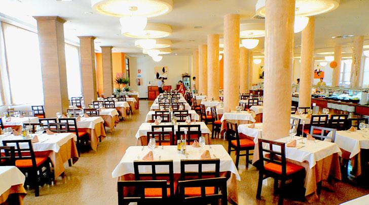 Restaurante buffet Hotel Costa Narejos Los Alcazares