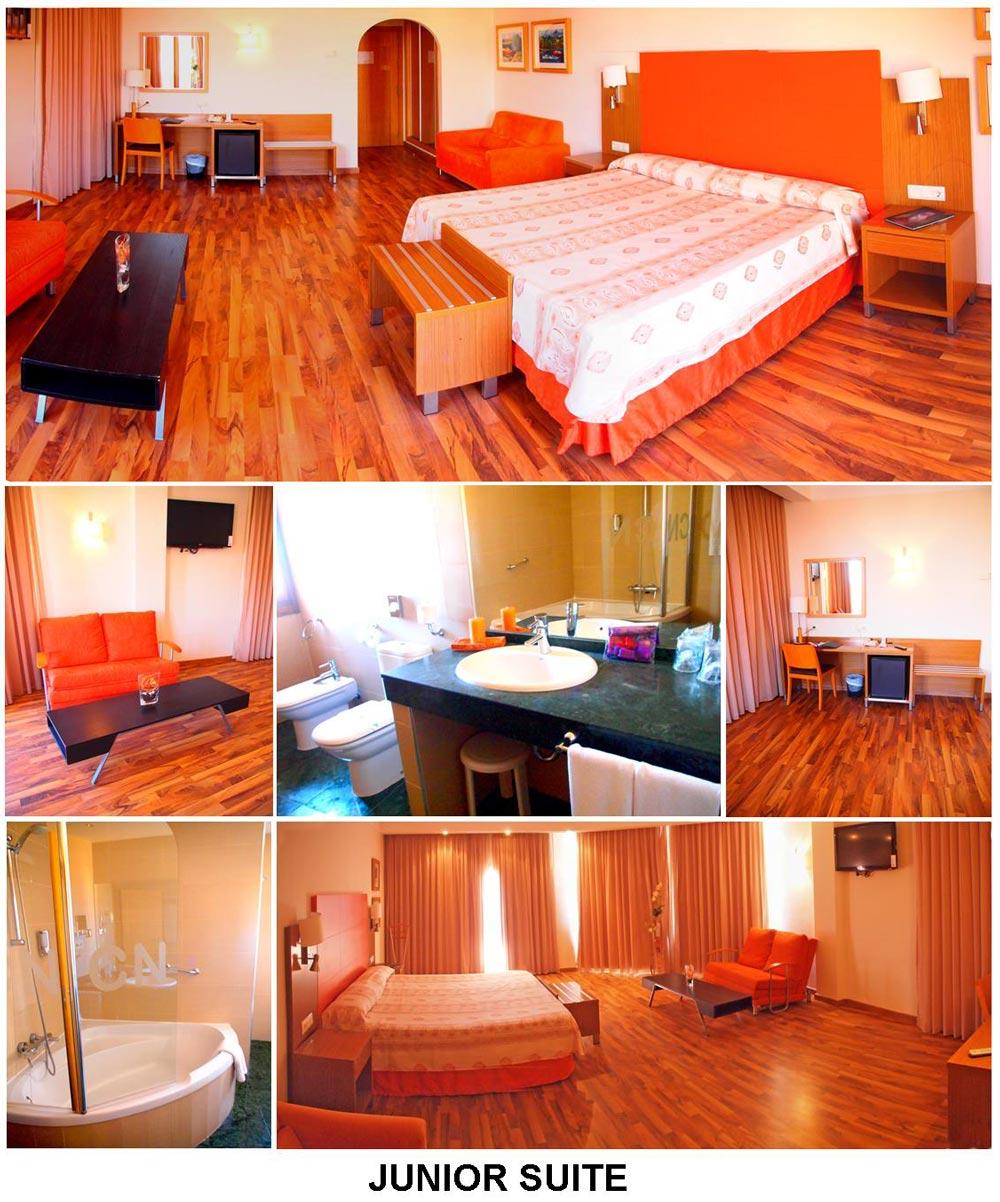 Habitación Junior Suite Hotel Costa Narejos. Mar Menor. Murcia. Los Narejos