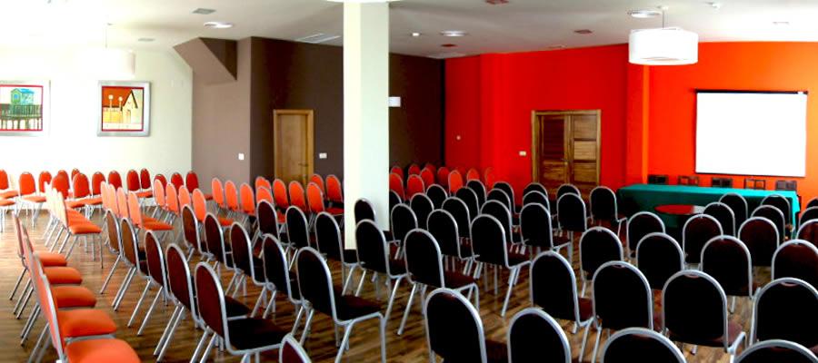 Salones de Reuniones  y de celebraciones Hotel Costa Narejos